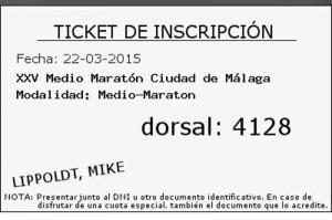 Halbmarathon Málaga – Media Maratón #AZChallenge
