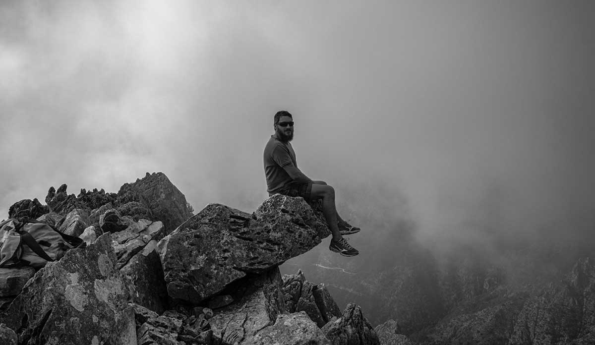 Willkommen bei alfa zentauri, Blogger und Autor Mike Lippoldt