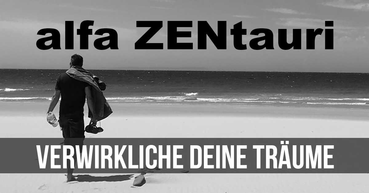 alfa ZENtauri - Dein Weg zur Selbstverwirklichung