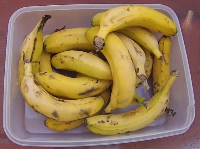 Bananeneis Gesunde Snacks