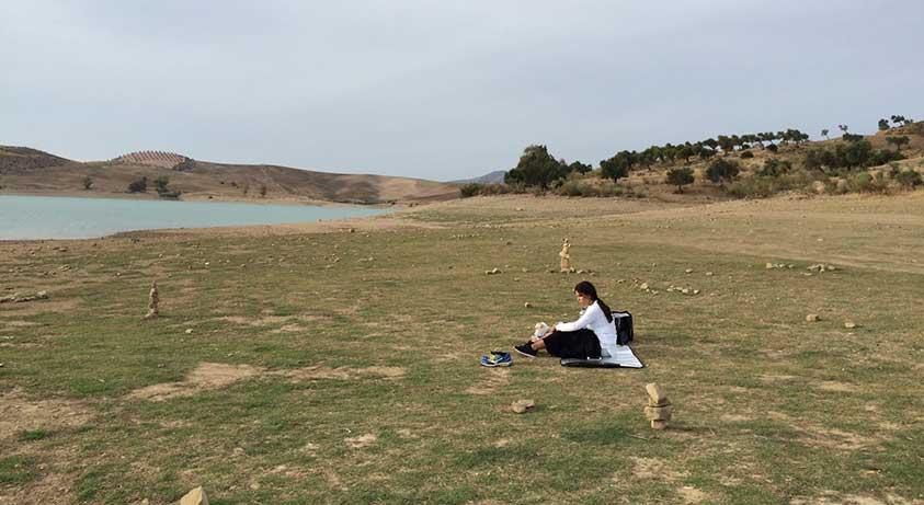 Auswandern Spanien: Gebiet des El Chorro nahe Málaga