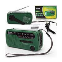Radio, Weltempfänger für den Überlebensrucksack