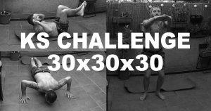 Calisthenics Challenge